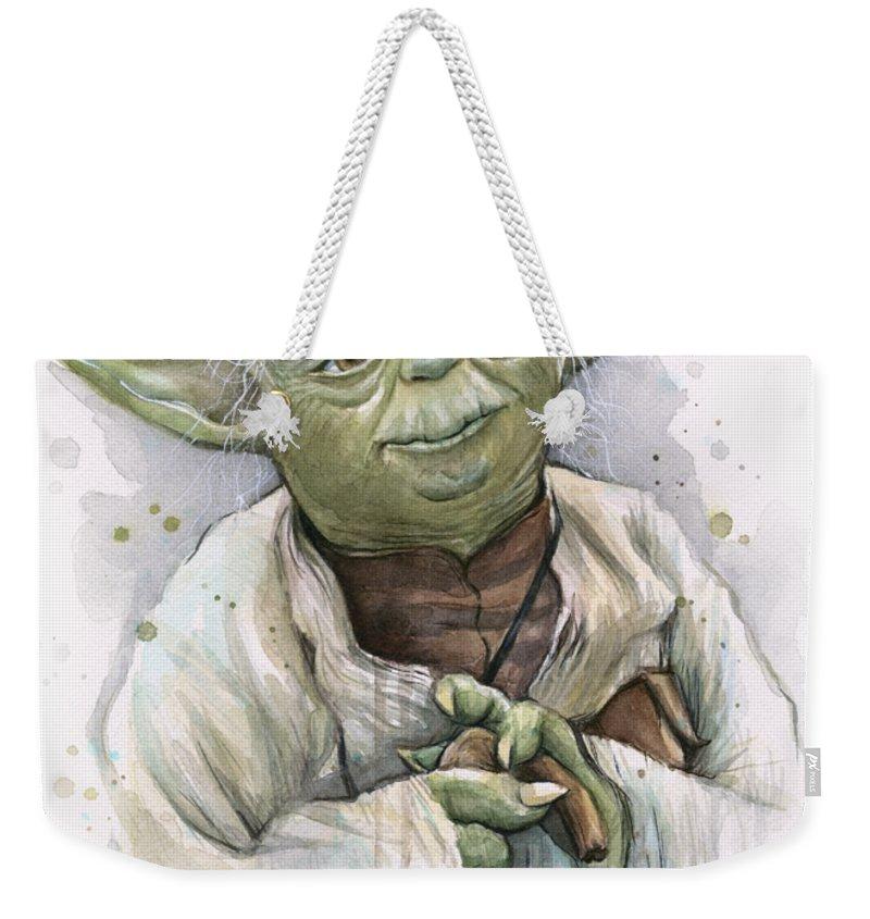 Star Wars Weekender Tote Bags