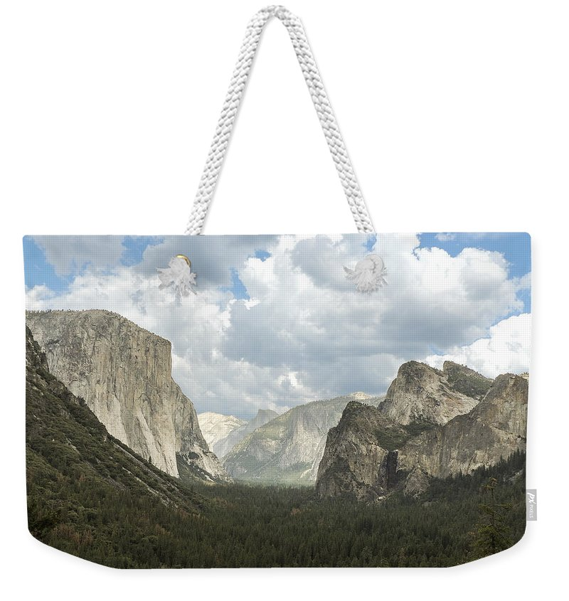 El Capitan Weekender Tote Bag featuring the photograph Yosemite Valley Yosemite National Park by NaturesPix