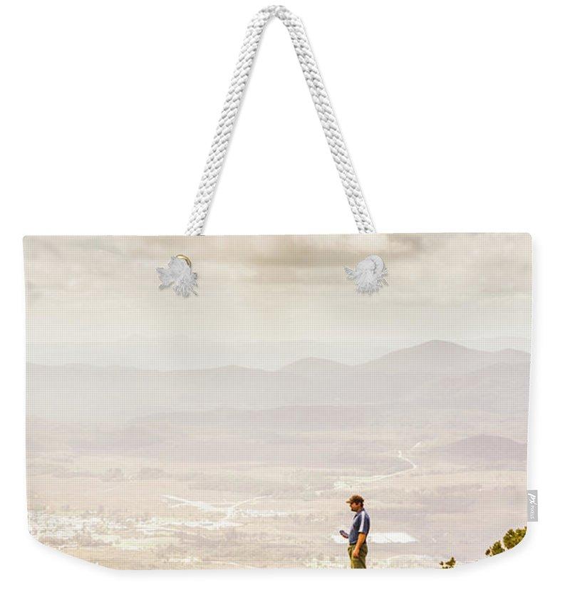Gallery One Weekender Tote Bags