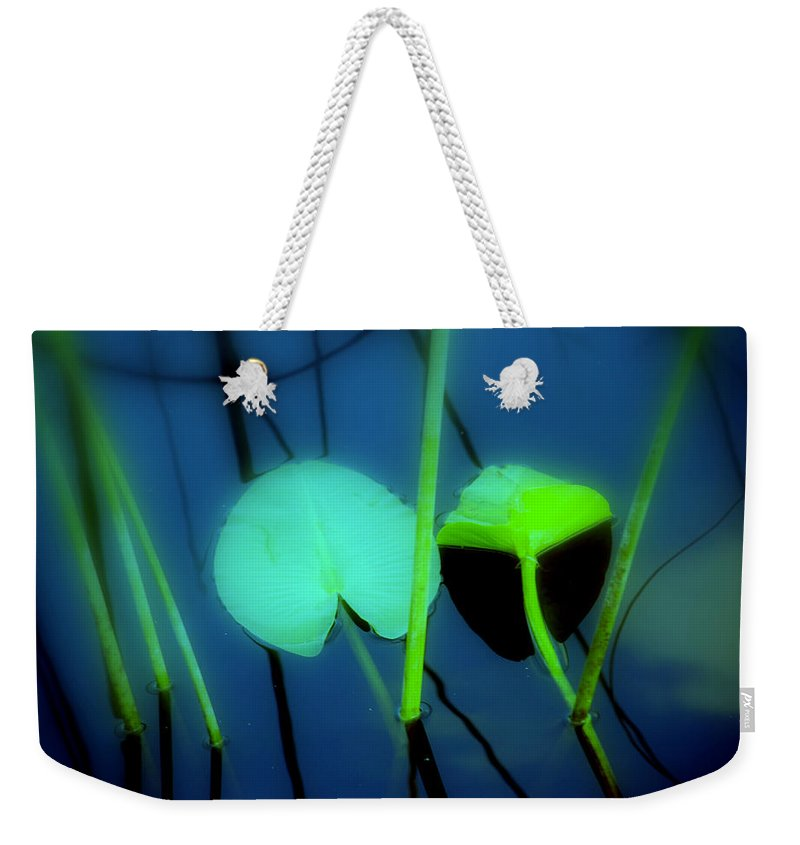 Zen Weekender Tote Bag featuring the photograph Zen Photography IIi by Susanne Van Hulst