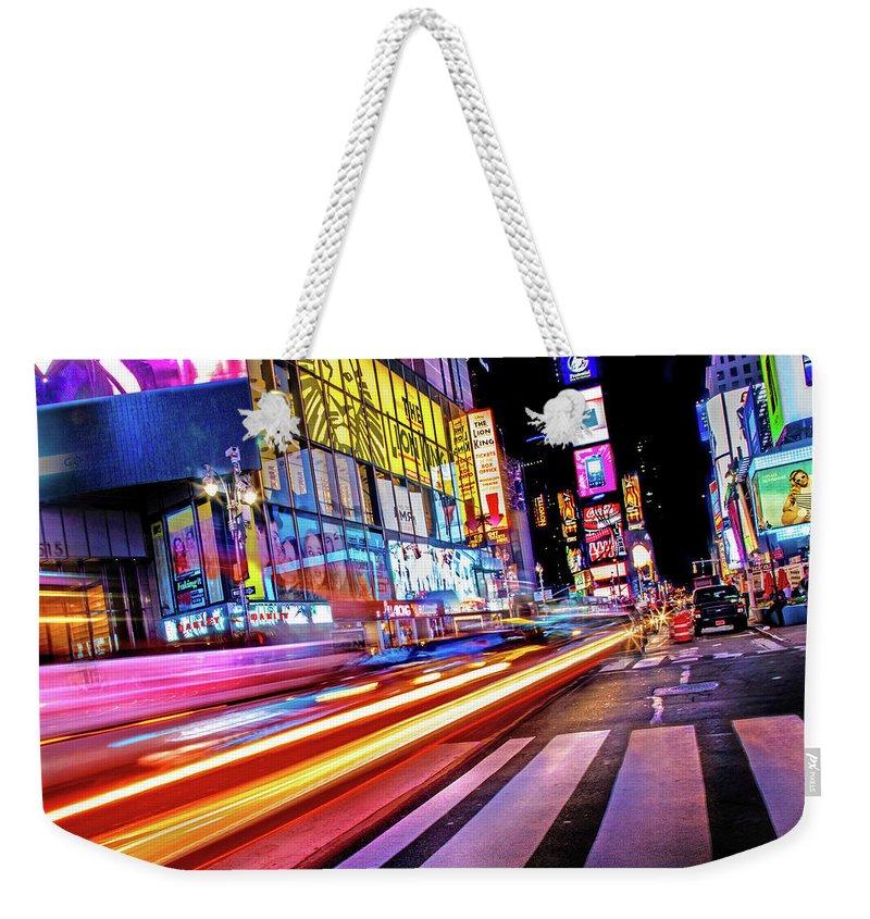 Time Frame Weekender Tote Bags