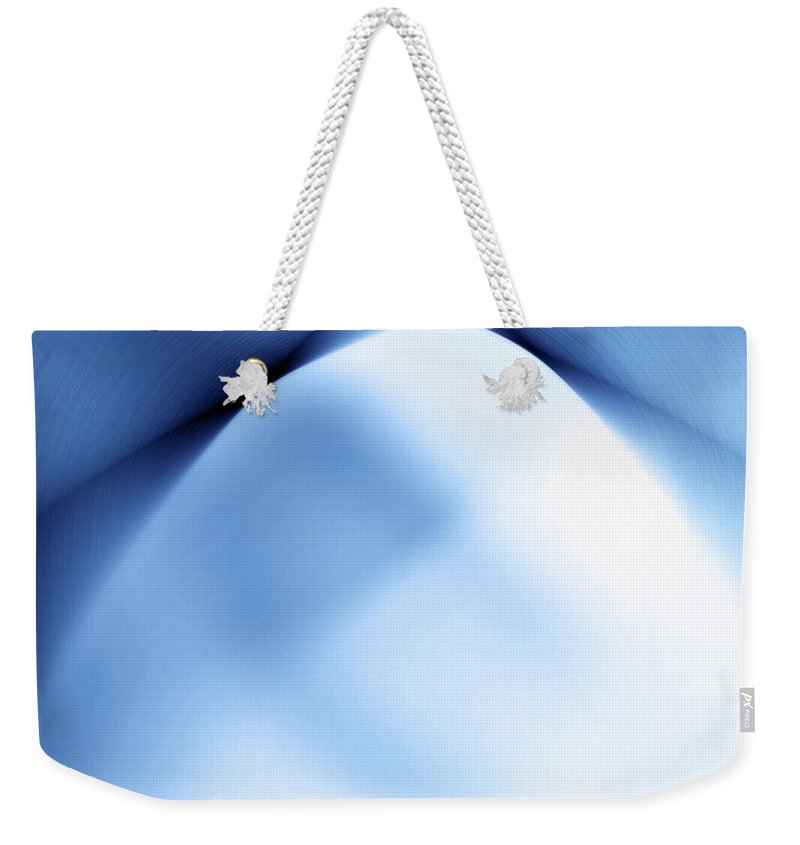 Cool Attitude Weekender Tote Bag featuring the photograph Abstract Background by Duncan1890