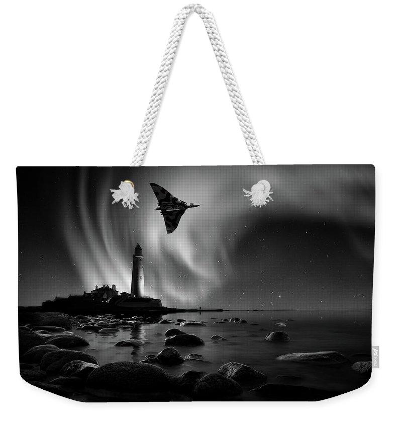 Vulcan Weekender Tote Bags