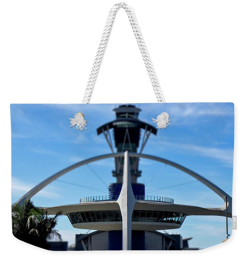 Color Weekender Tote Bag featuring the photograph The Encounter by Craig Brewer
