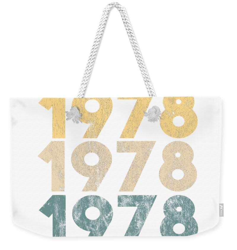 Queens Are Born In 1977 Birthday Tote Bag Funny Gift 41st Forty One Shopper