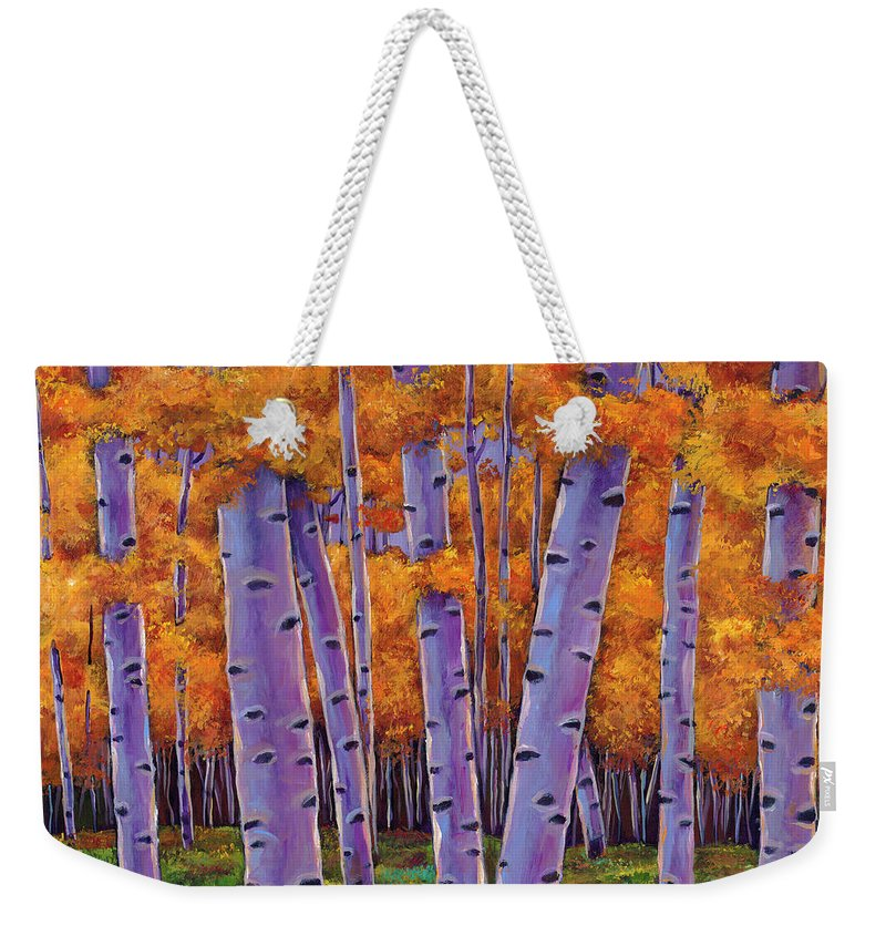 Evergreens Weekender Tote Bags