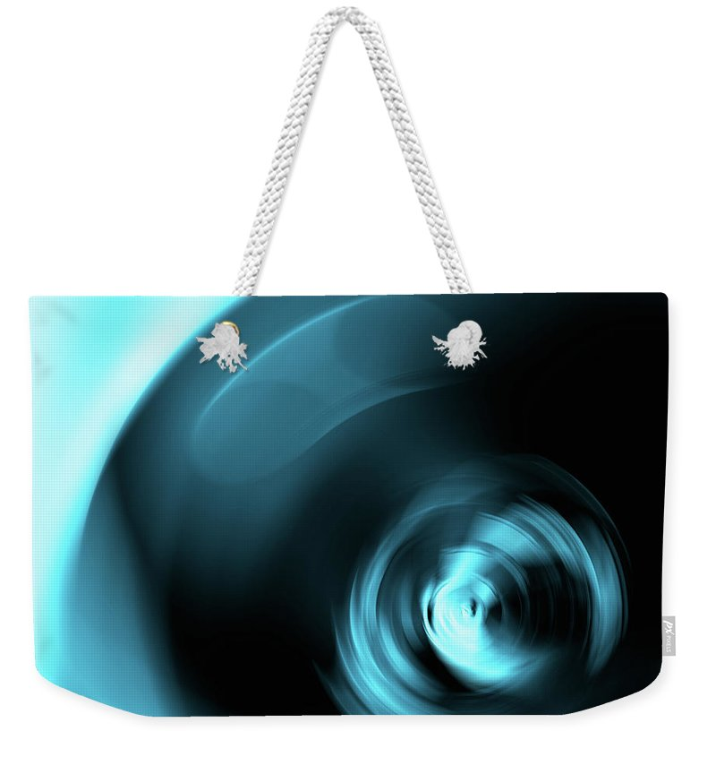 Art Weekender Tote Bag featuring the photograph Abstract Background Pattern by Duncan1890