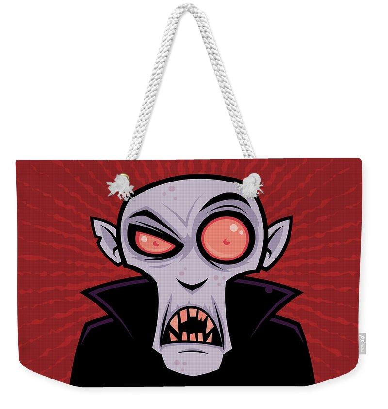 Scary Weekender Tote Bags
