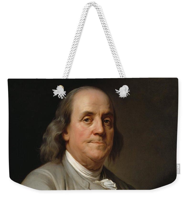 Inventor Weekender Tote Bags