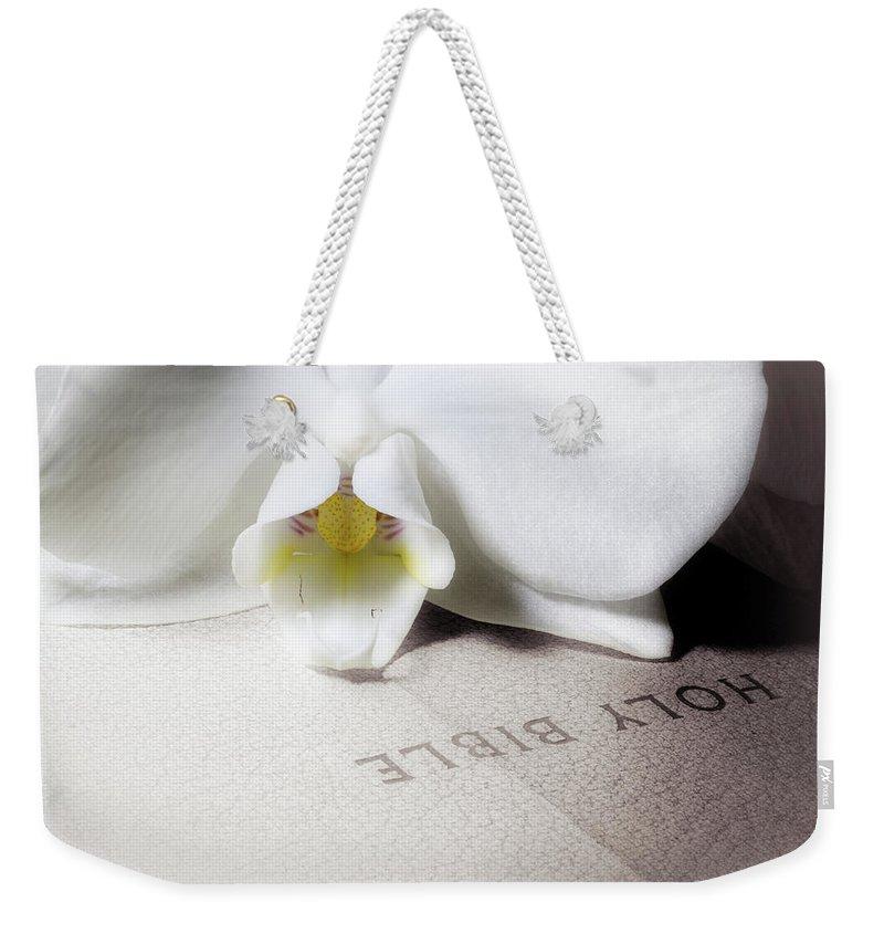 Faith Weekender Tote Bags