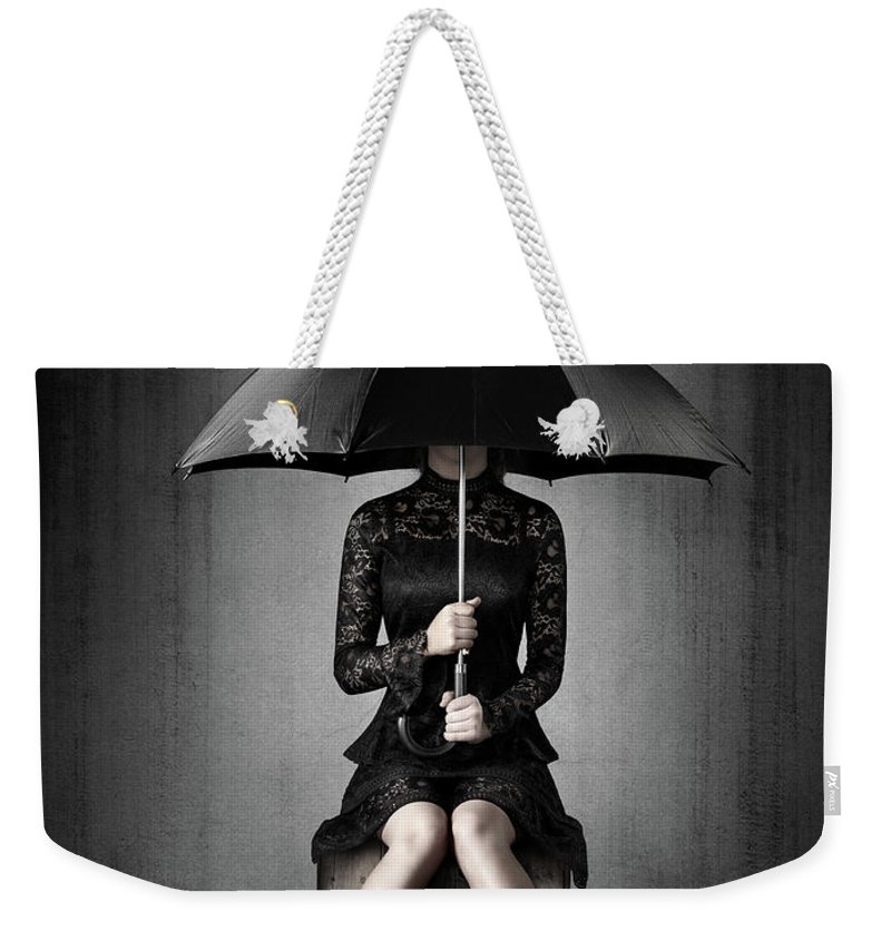 Anguish Photographs Weekender Tote Bags