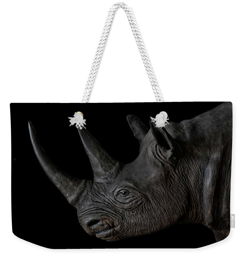Critically Endangered Weekender Tote Bags