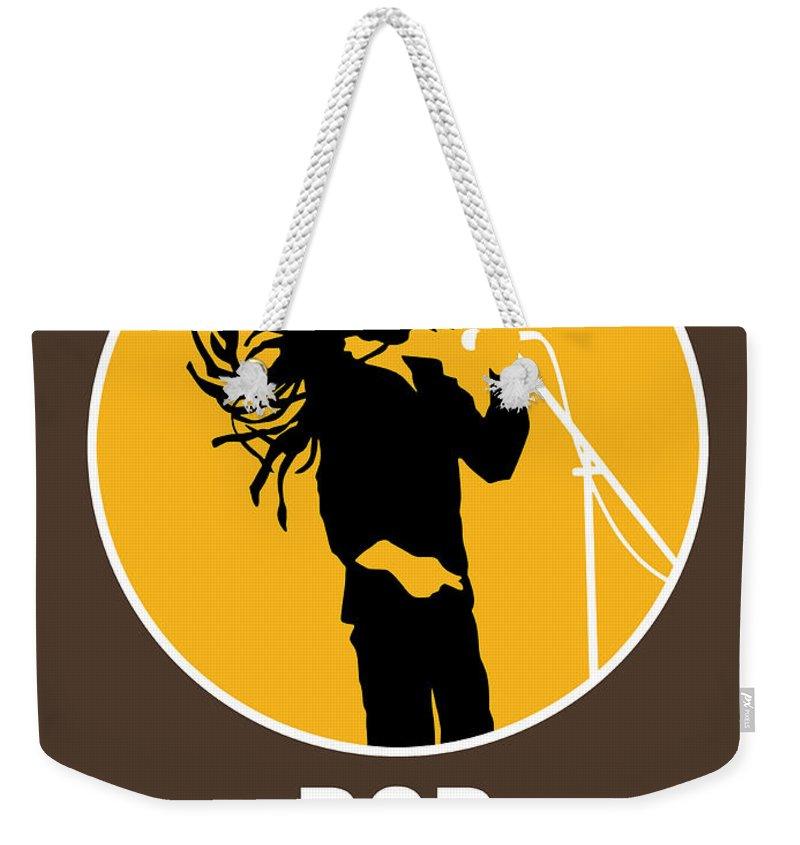 Reggae Weekender Tote Bags