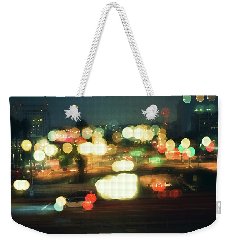 Outdoors Weekender Tote Bag featuring the photograph But You Belong To The World by By Jimmay Bones