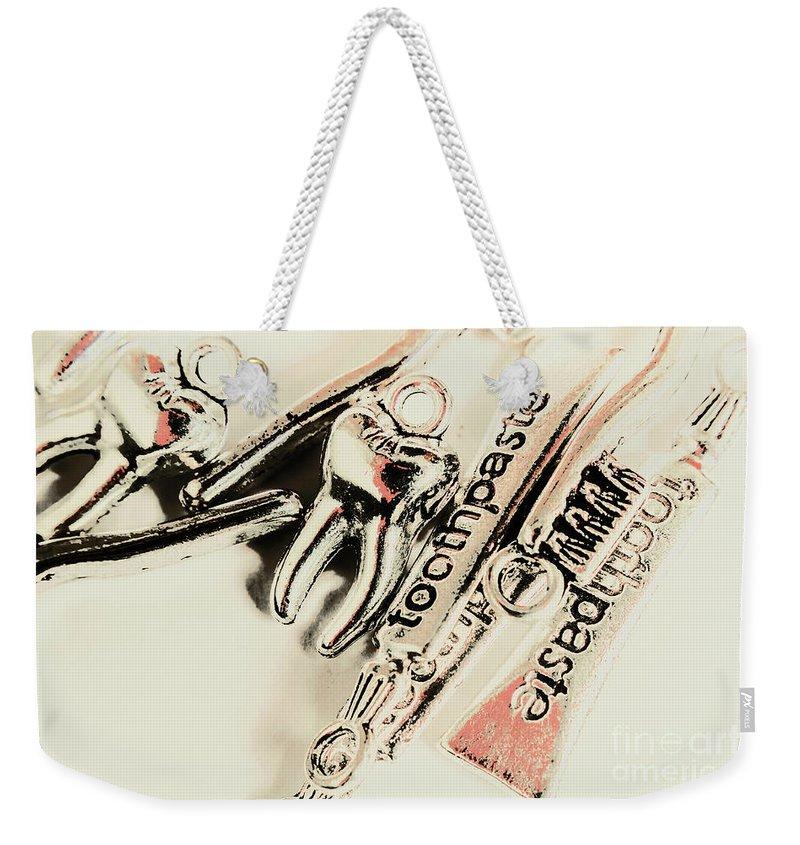 Dentistry Weekender Tote Bags