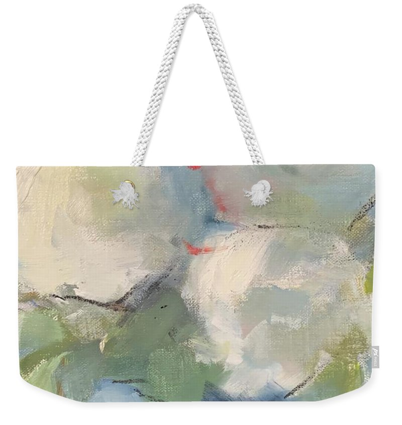 Karen Jordan Paintings Weekender Tote Bags