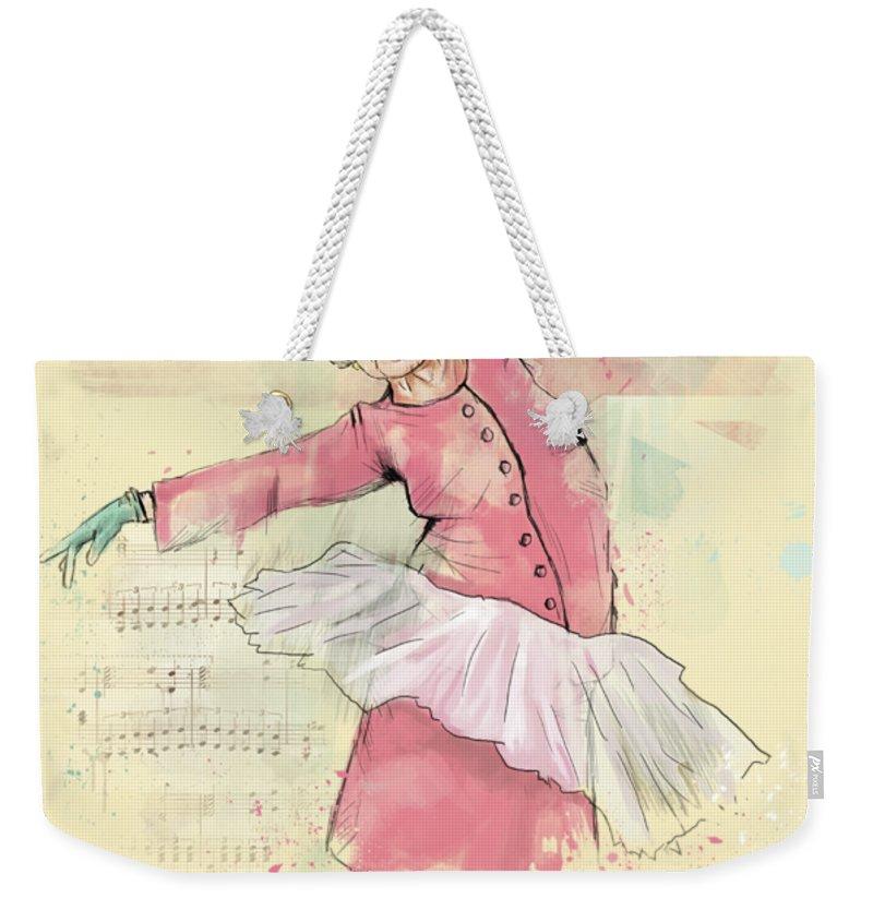 British Mixed Media Weekender Tote Bags