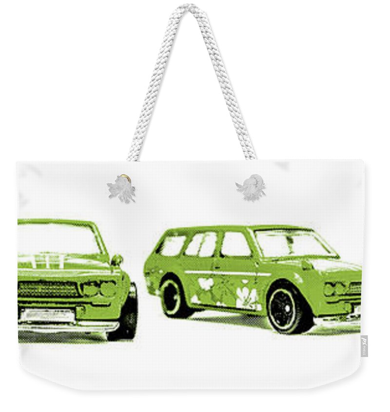 Designs Similar to Datsun 510 Comic Strip