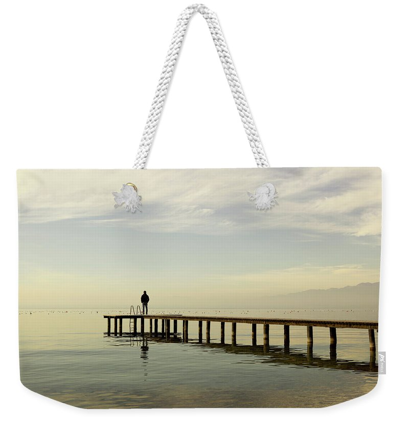 Scenics Weekender Tote Bag featuring the photograph Dreams by Angiephotos