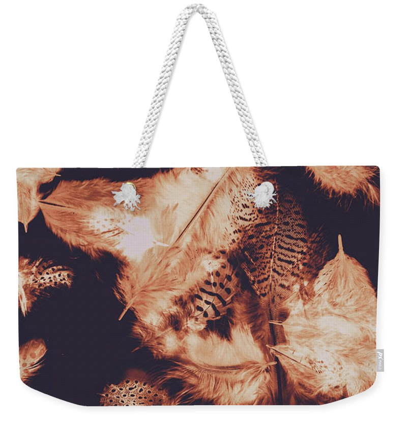 Elegant Weekender Tote Bag featuring the photograph Exotic Dreams by Jorgo Photography - Wall Art Gallery