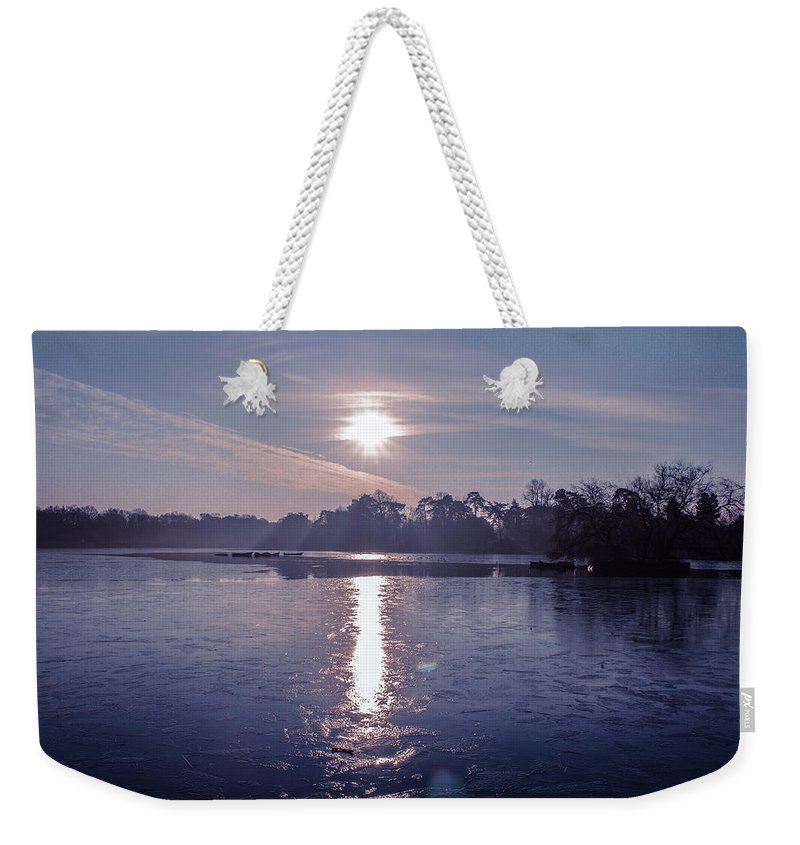 Purple Sky Photographs Weekender Tote Bags