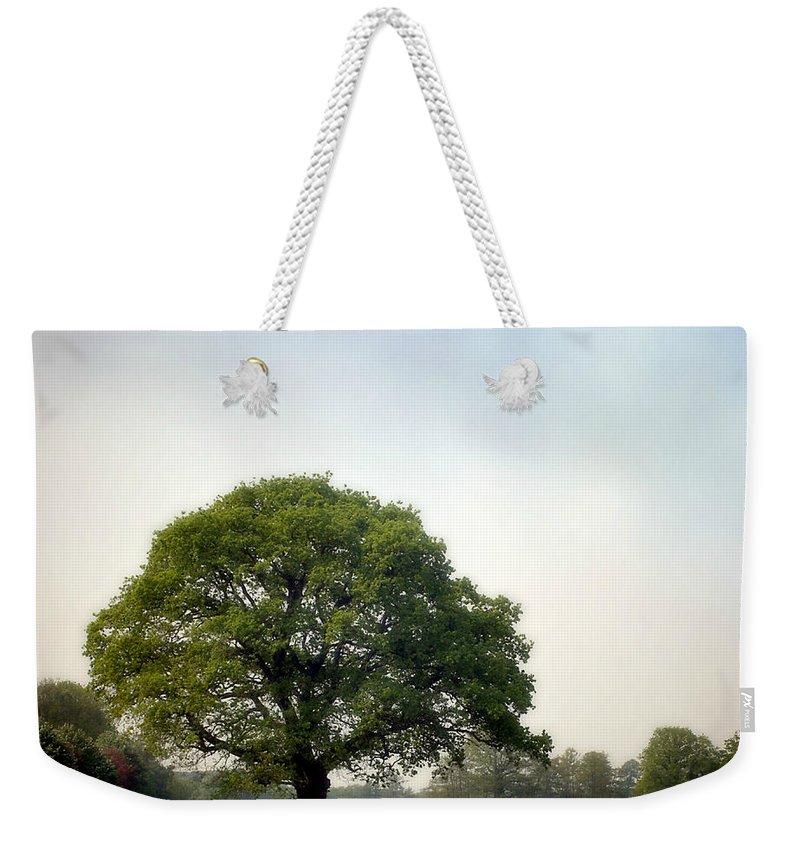 Scenics Weekender Tote Bag featuring the photograph Garden Of Delights by Bob Van Den Berg Photography