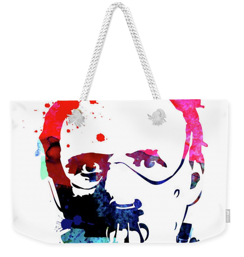 The Silence Of The Lambs Weekender Tote Bags