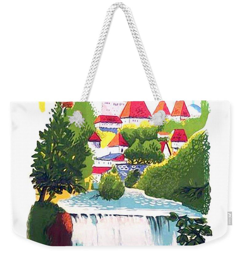 Herzegovina Weekender Tote Bags