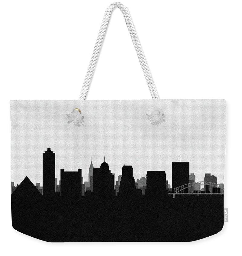 Designs Similar to Memphis Cityscape Art