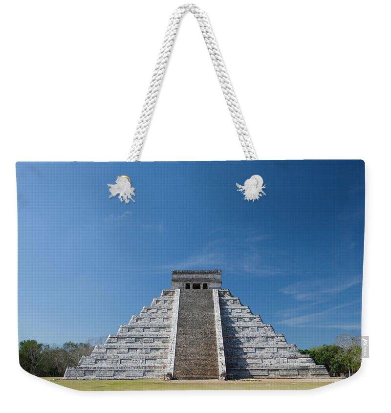 Latin America Weekender Tote Bag featuring the photograph Mexico, Yucatan Peninsula, Yucatan by Adam Crowley