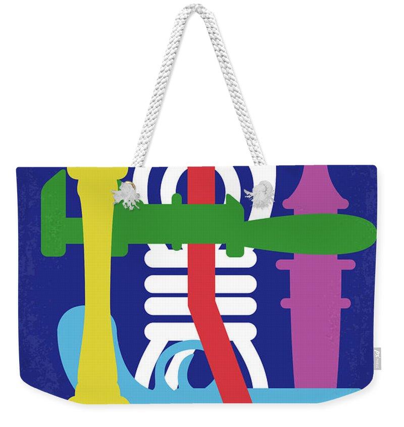 Butler Digital Art Weekender Tote Bags