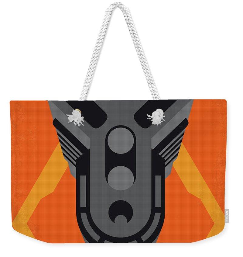 Dwayne Johnson Weekender Tote Bags