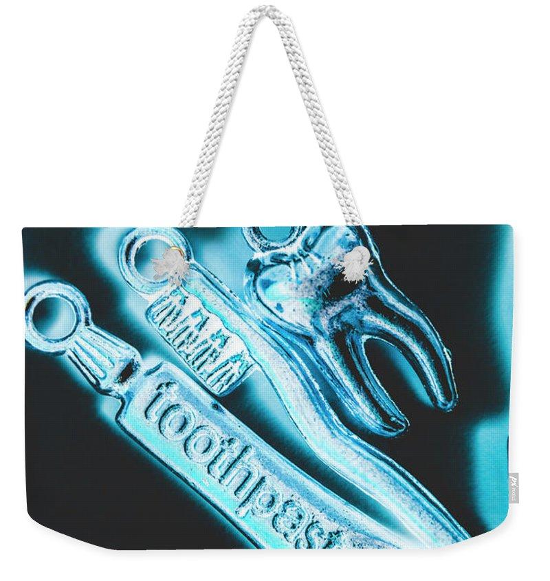 Hygiene Weekender Tote Bags