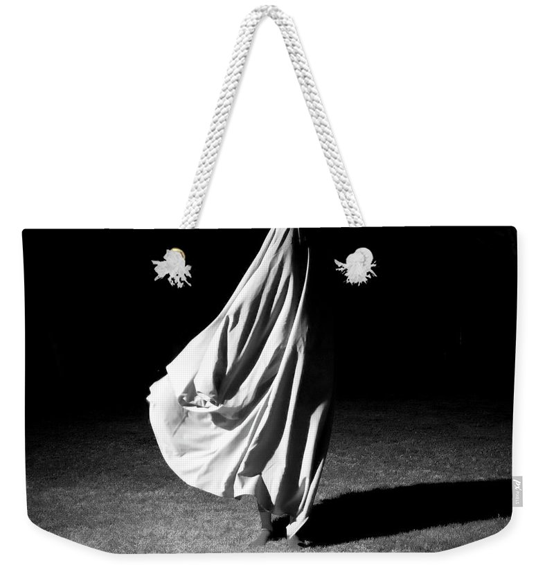 Shadow Weekender Tote Bag featuring the photograph Poem Of A Dead Song by Lauralani