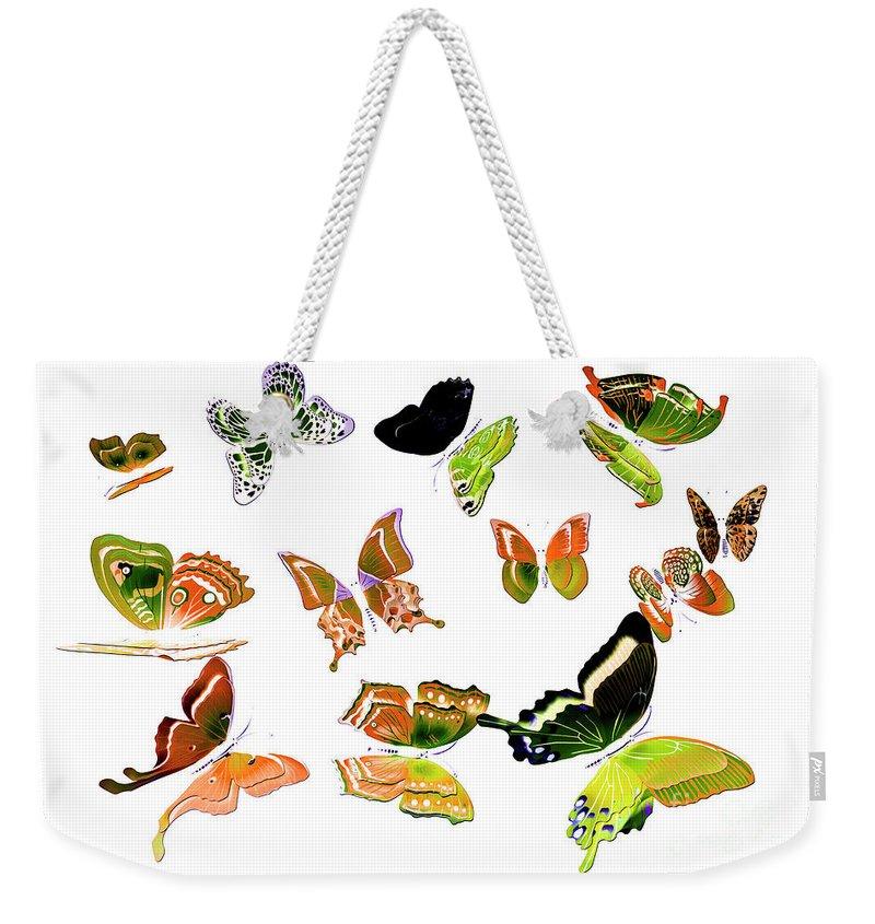 Pop Art Weekender Tote Bag featuring the photograph Pop Art Tropics by Jorgo Photography - Wall Art Gallery