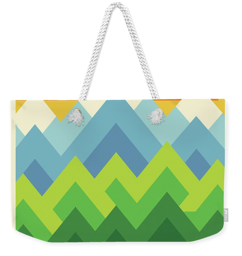 Colorado Rockies Weekender Tote Bags