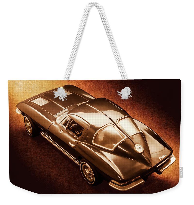 Collector Cars Weekender Tote Bags