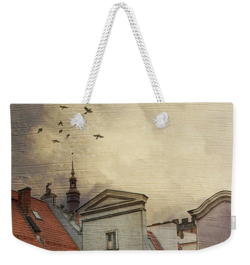 Tenement Photographs Weekender Tote Bags