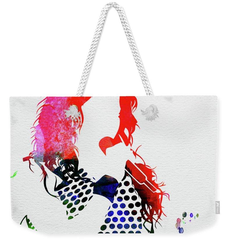 Shakira Weekender Tote Bags