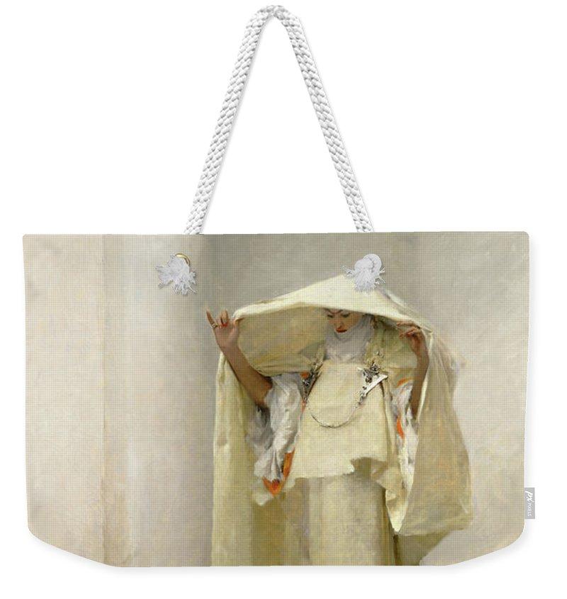 John Singer Sargent Weekender Tote Bags