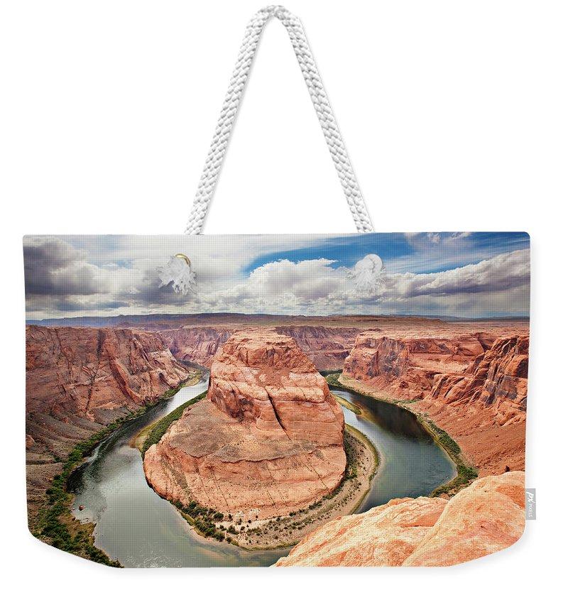 Scenics Weekender Tote Bag featuring the photograph Splendid Arizona by Xavierarnau