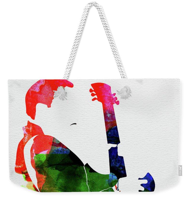 Bone Weekender Tote Bags