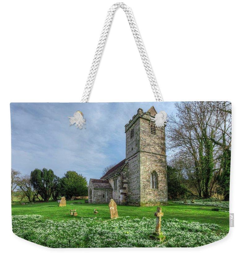 Crawford Weekender Tote Bags