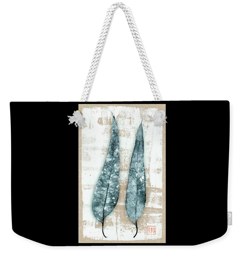 Attraction Weekender Tote Bags