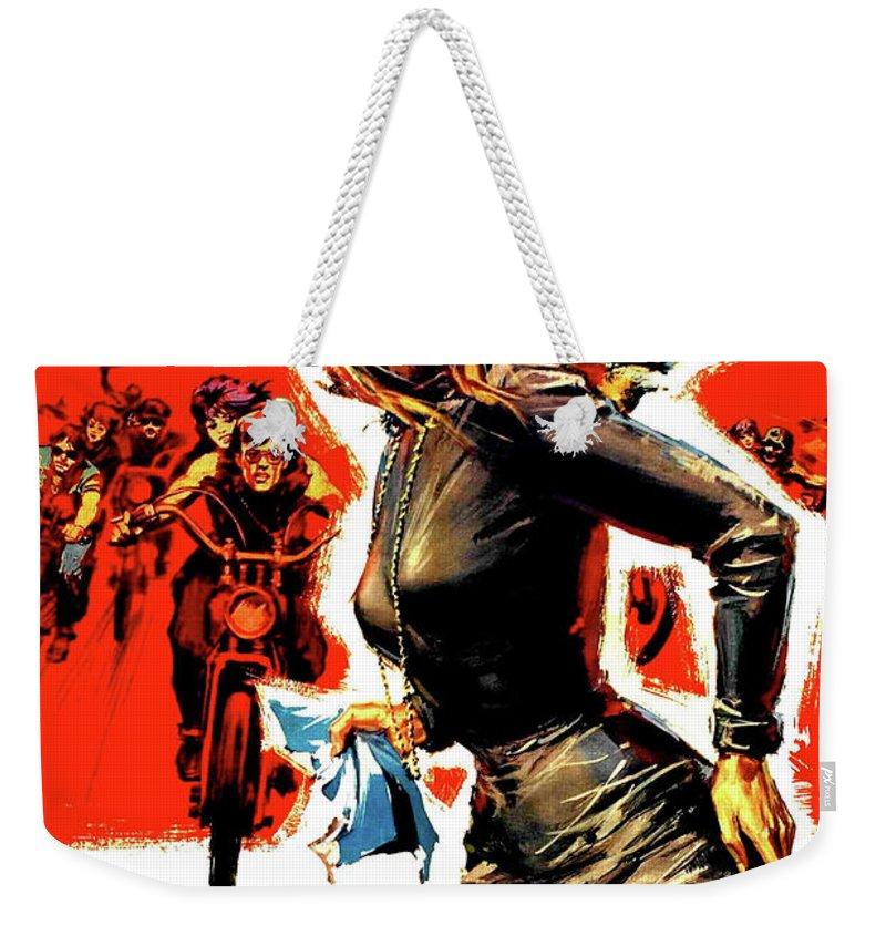 Roger Dean Weekender Tote Bags