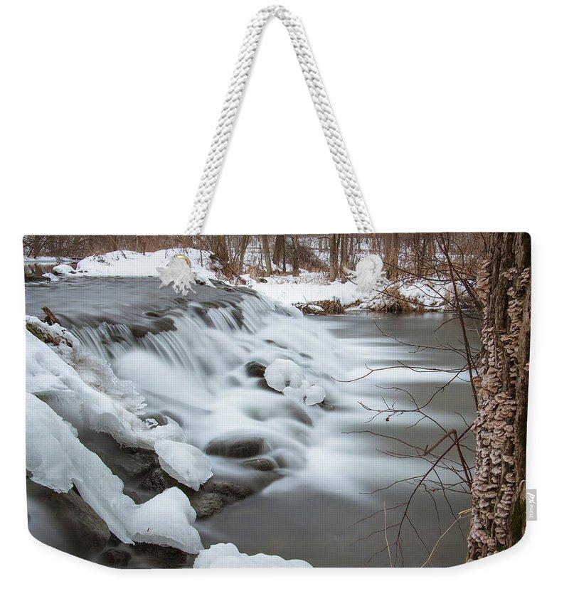Bonneyville Mill Weekender Tote Bags