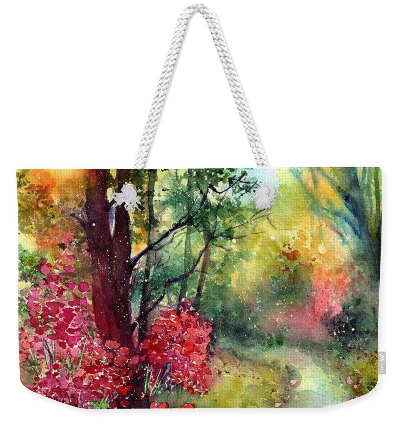Agnostic Paintings Weekender Tote Bags