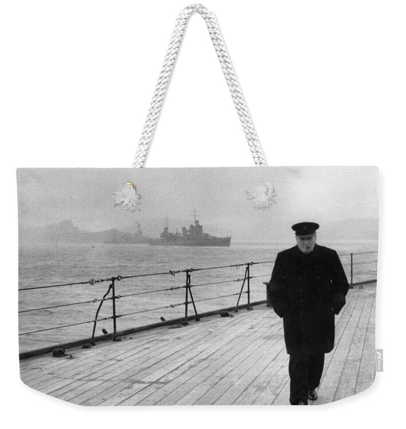 History Photographs Weekender Tote Bags