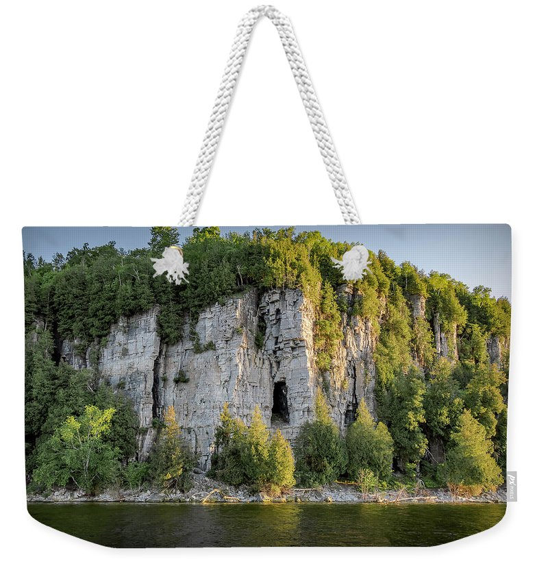 Landscapes Weekender Tote Bag featuring the photograph 20-0608-0150 by Anthony Roma