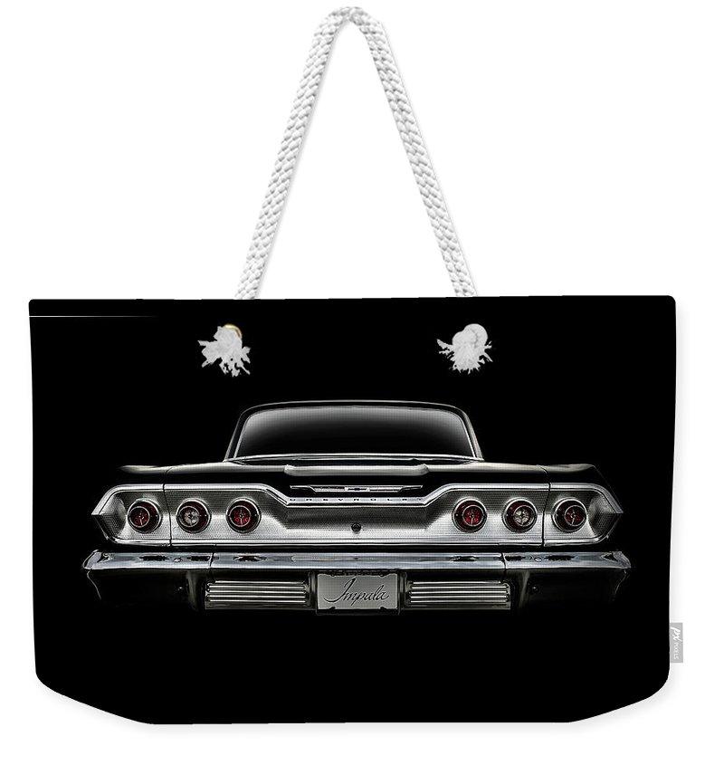 Impala Weekender Tote Bags